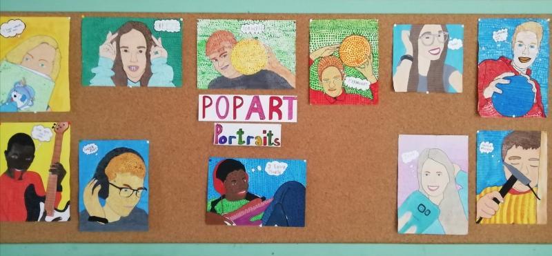 PopArt-Portraits